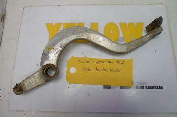 HONDA CR80 BIG WHEEL  REAR BRAKE LEVER  #3(CON-A)
